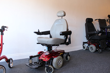 Refurbished and New Scooters - Mobility Equipment At